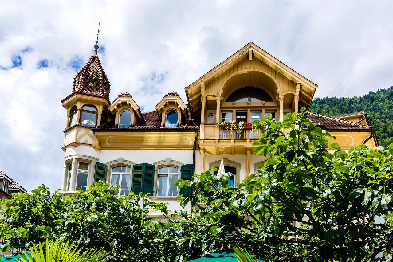 Interlaken, Switzerland, Europe