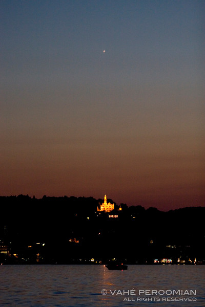 Sleeping Beauty's Castle and Venus