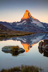 Matterhorn, Swiss Alps.