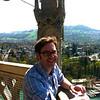 Fabian Ramsayer showed me around Berne.