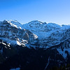 This is from the top of the Gondola above Champery.