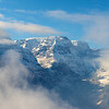 In Braunwald I am living up in the clouds.