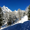 It was a short walk from where I was staying to the Braunwald ski area.