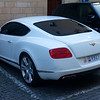 Hmm... I think we found where the monied people live.  A 2013 Bentley with Principality of Monaco license plates?