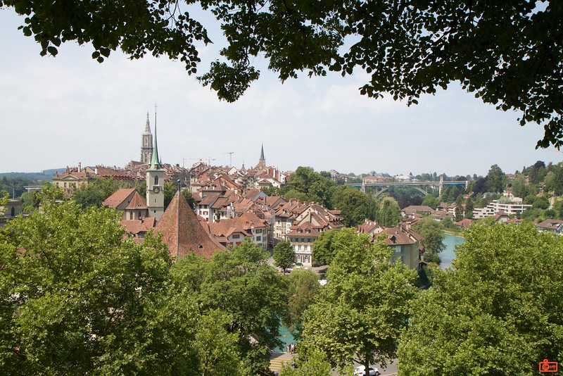 The old town of Bern is a UNESCO World Heritage Site.<br /> IMG_9421
