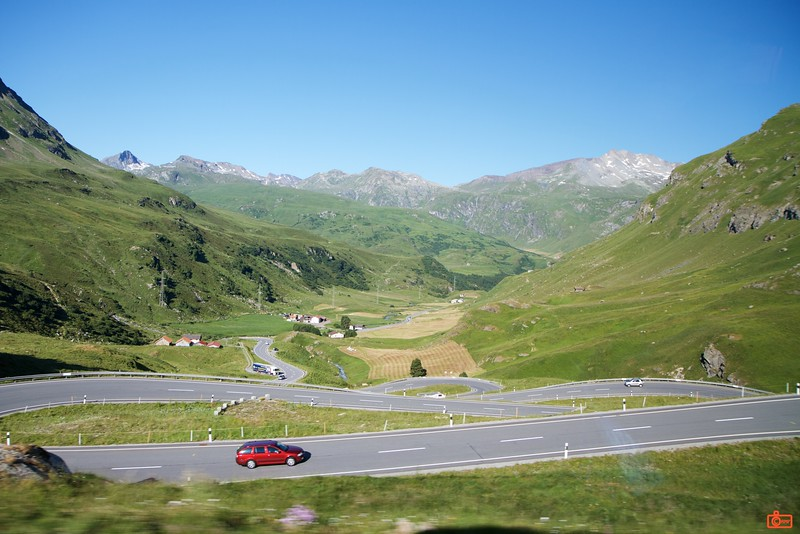 The Julier Pass is named after Julius Caesar, who once crossed this pass.<br /> IMG_9987