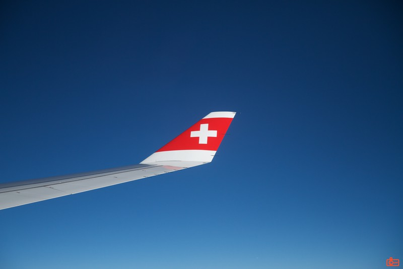 Swiss Air Airbus 330<br /> IMG_9311