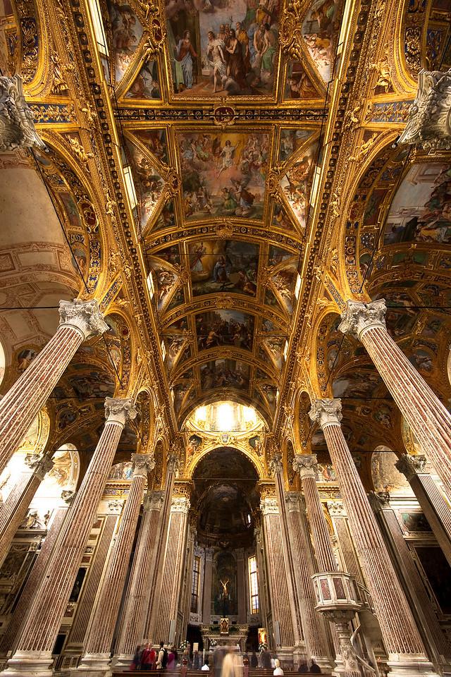 Basilica della Santissima Annunziata del Vastato.