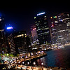 The Rocks as seen from Sydney Opera