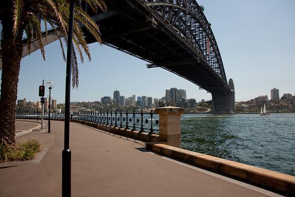 Sydney // Sightseeing // Accomodation etc.
