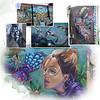9s Blue Mtn Street Art 2
