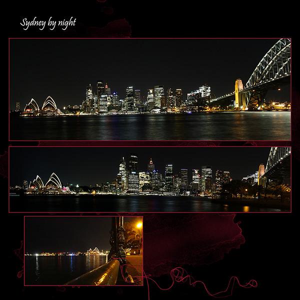 w Sydney at night 1