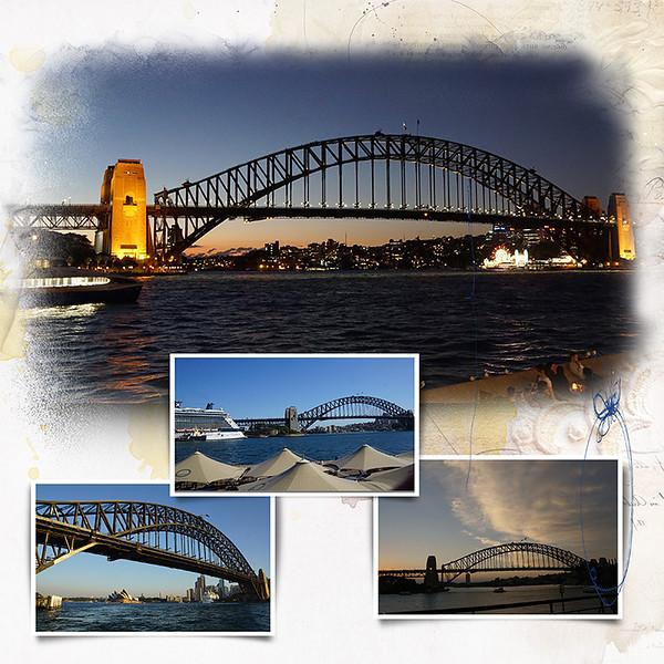 6 Harbour bridge 6
