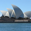 The Sydney Opera House is an iconic feature of the city.