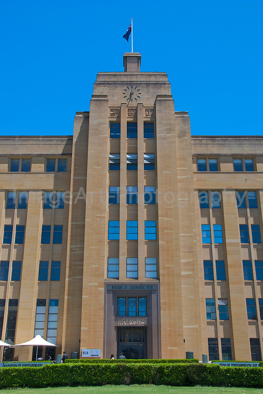 Art Deco building in Sydney