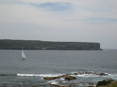 View from South Head