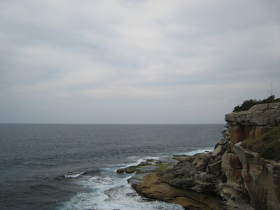 Looking towards South Head.