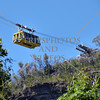 Flyway cable car at the Blue Mountains of New South Wales, Australia.