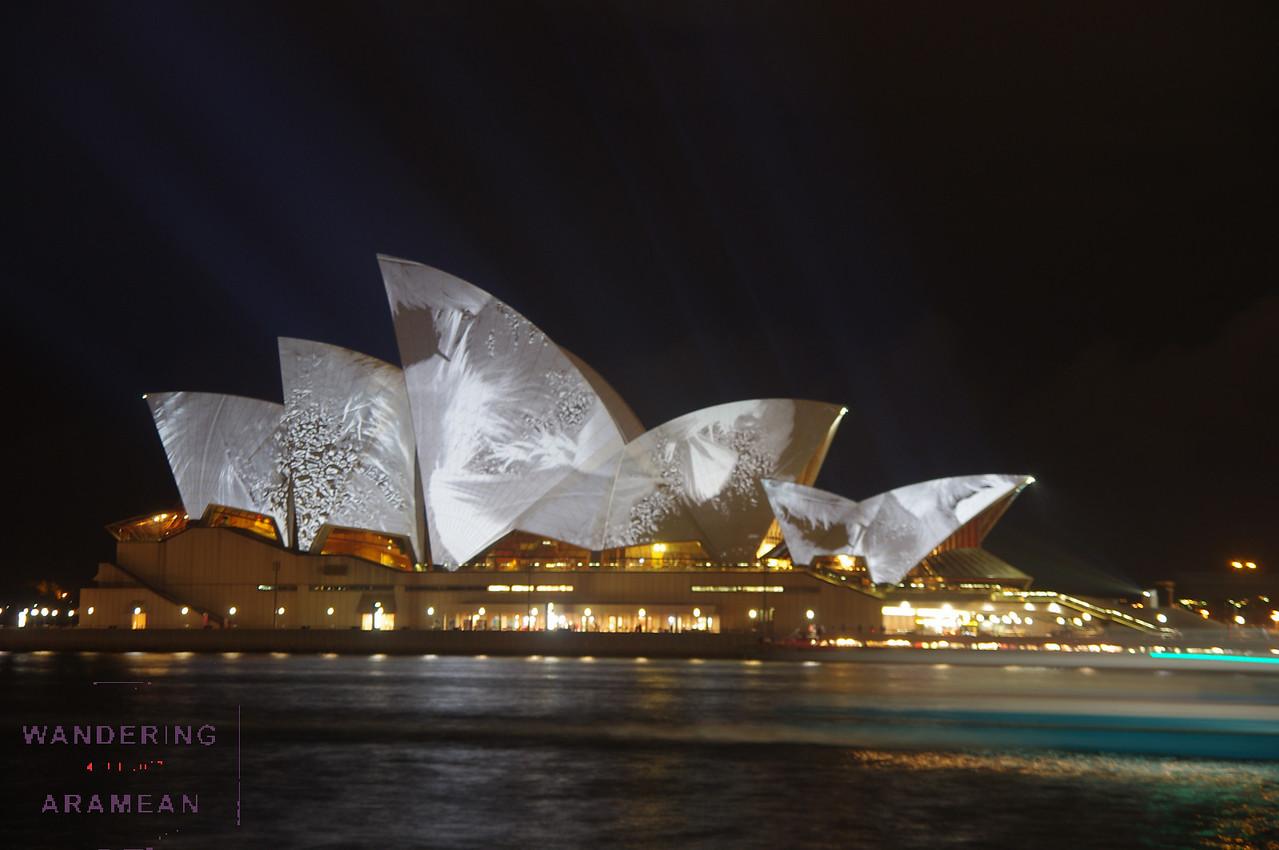 More Vivid Sydney, more strange.