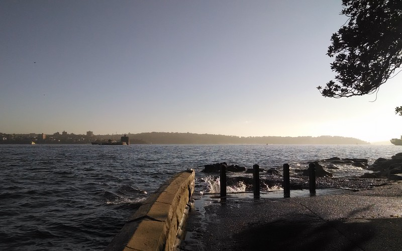 Mrs. Macquarie's Point