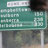 Canberra Trip, Sydney, NSW to Canberra, ACT, May 2009