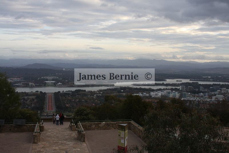 Canberra, ACT, Mt Ainslie, May 2009