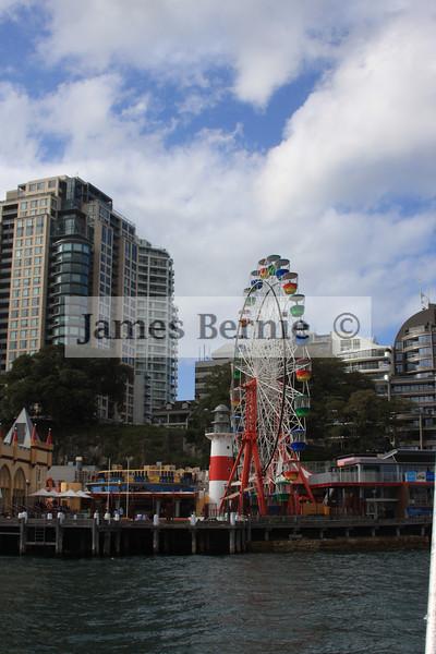 Sydney Harbour cruise, Sydney, NSW, May 2009