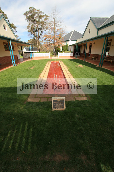 The Bradman Museum, Bowral, NSW, September 2007 , Tulip Time