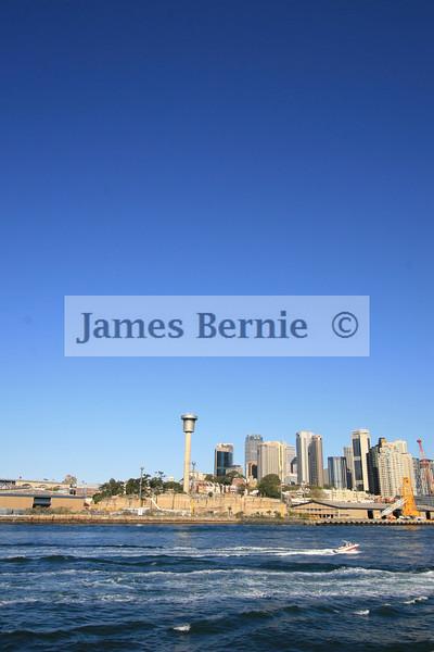 Sydney Harbour Cruise & walk around The Rocks area, Sydney, NSW, September 2007