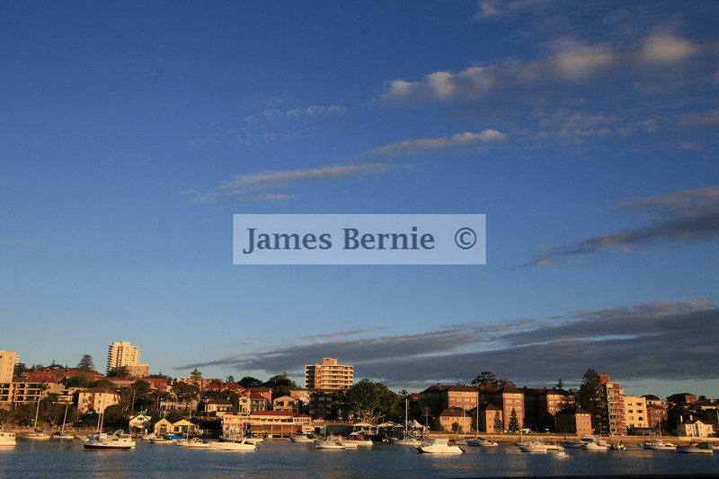 North Head, Manly Ferry trip (Manly to city) at Sunset, The Rocks & Wynyard at night, Sydney, NSW, September 2007