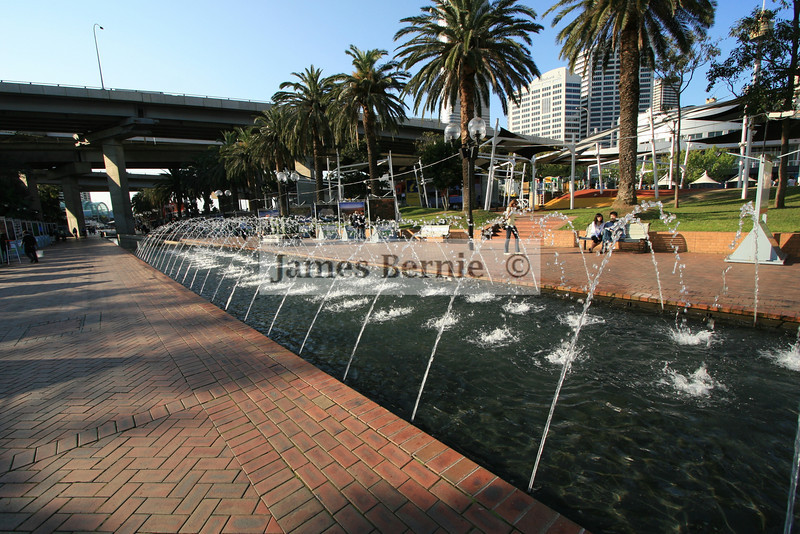 The Chinese Gardens, Darling Harbour, Sydney, NSW, September 2007