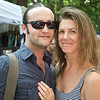 Jon and Brydie<br /> Glebe market<br /> Sydney