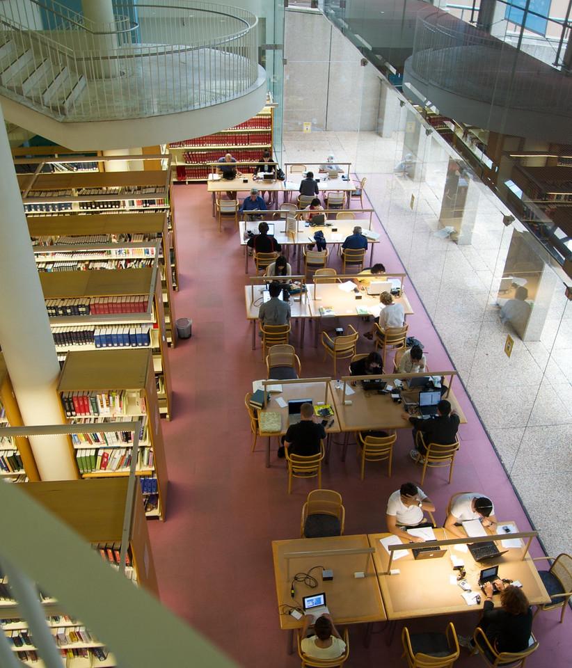 Library, Sydney