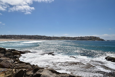 Sun, Sand and Surf - Bondi Beach