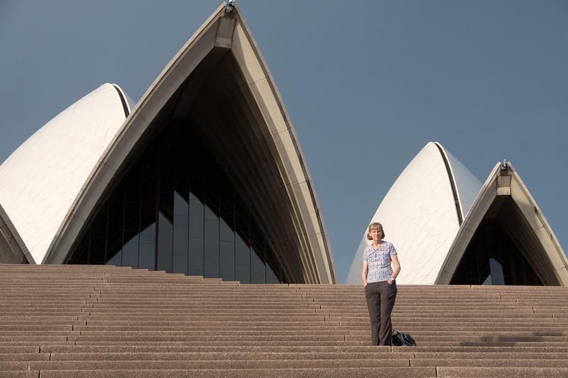 "Opera House ""Sails"""