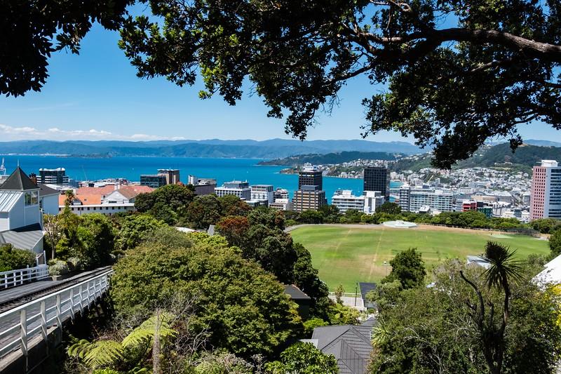 Atop Wellington