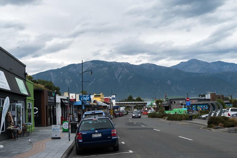 Kaikoura- first stop