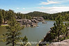 Sylvan Lake, Custer State Park, South Dakota; best viewed in the larger sizes