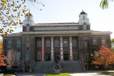 General Library Syracuse University Oct 2008