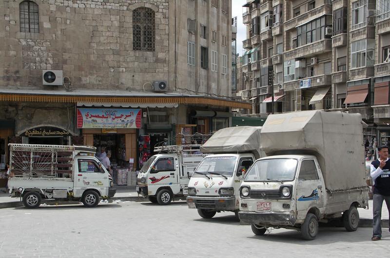 Aleppo ?