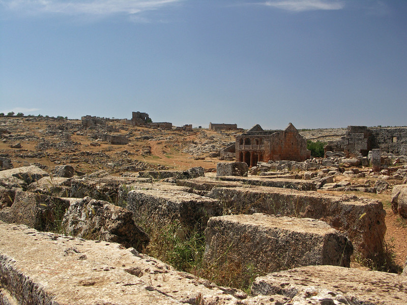 Dead City of Serjilla