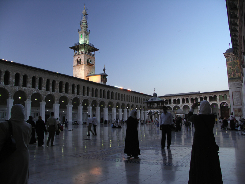 Great Mosque. Damascus