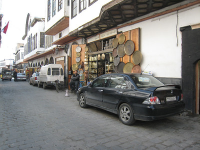 Part of the souq.