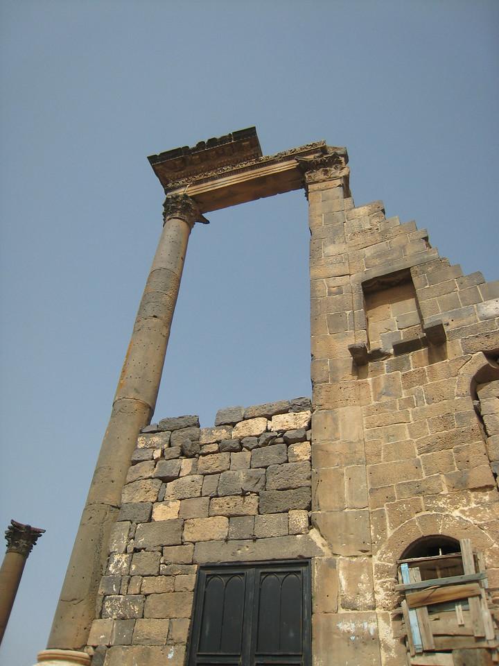 Part of the Bab al Hawa