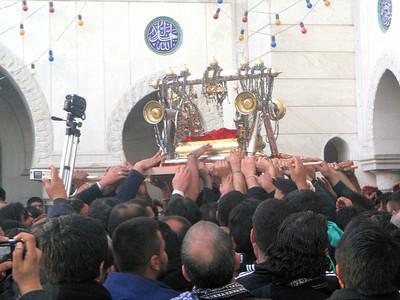 Mohammed Husanson, Zeyrat, Damascus, Syria