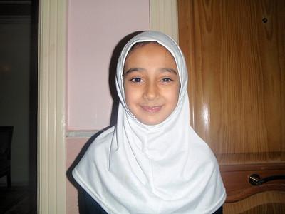 Hira's Sister, Alicia