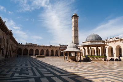 Aleppo: Great Mosque