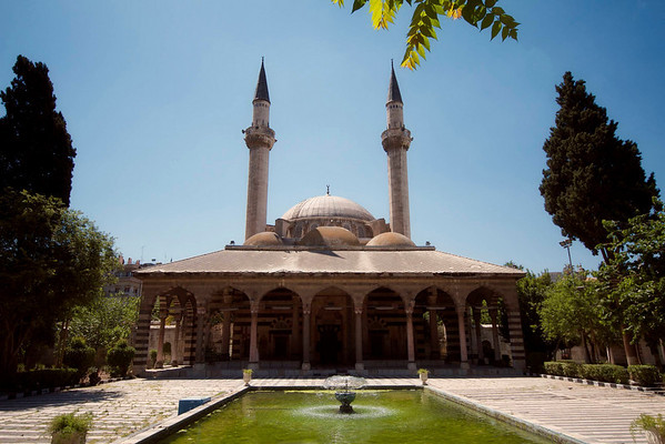 Takkiya as-Suleimaniyya Mosque, Damascus