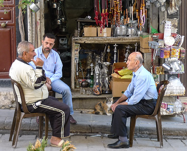 Damascus: Chair Brigade