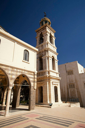St Mary's church in the Christian quarter, Damascus